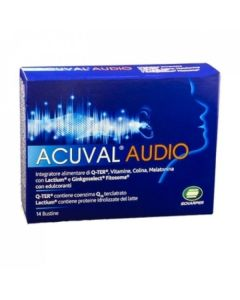 Farbene.shop | ACUVAL AUDIO 14 BUSTINE OROSOLUBILE 1,8 G