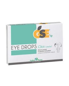 Farbene.shop | GSE EYE DROPS CLICK GOCCE OCULARI 10 PIPETTE 0,5 ML