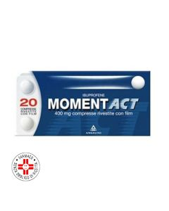 Farbene.shop | MOMENTACT*20 cpr riv 400 mg