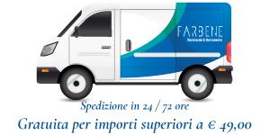 Farbene.shop | Spedizione e corrieri